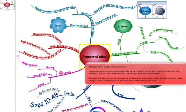 Connected Mind, o cómo hacer mapas mentales desde Google Chrome ...