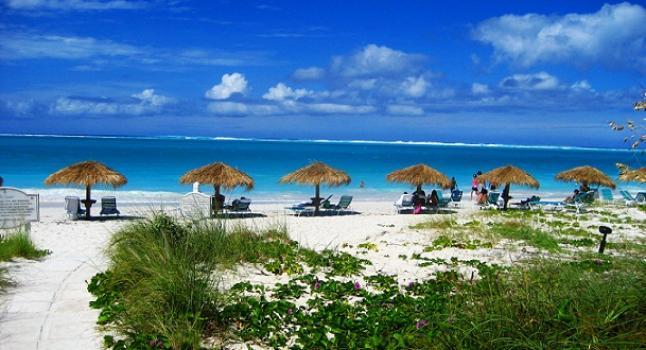 Playa de aguas turquesa. (ben.ramirez/fl ickr)