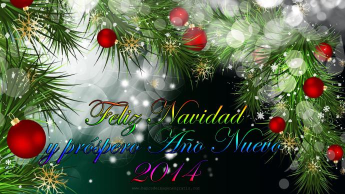 Feliz-navidad-y-próspero-año-nuevo-2014-fondo-de-escritorio